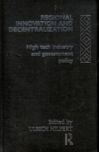 Regional Innovation and Decentralization